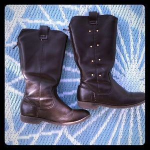 Other - Brown riding boots, T10.5